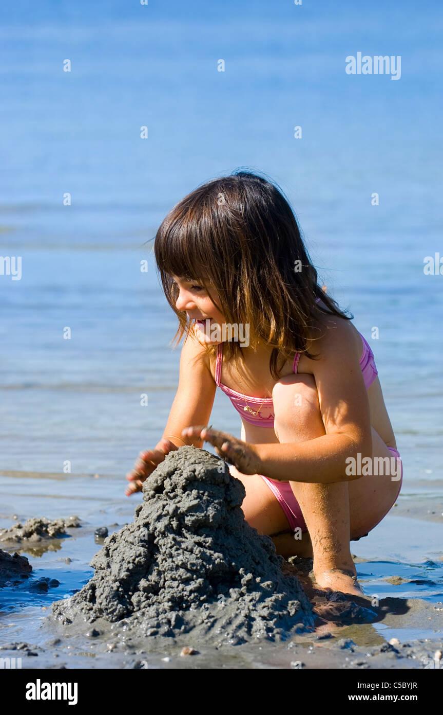 natursekt spiele mit einem jungen girl