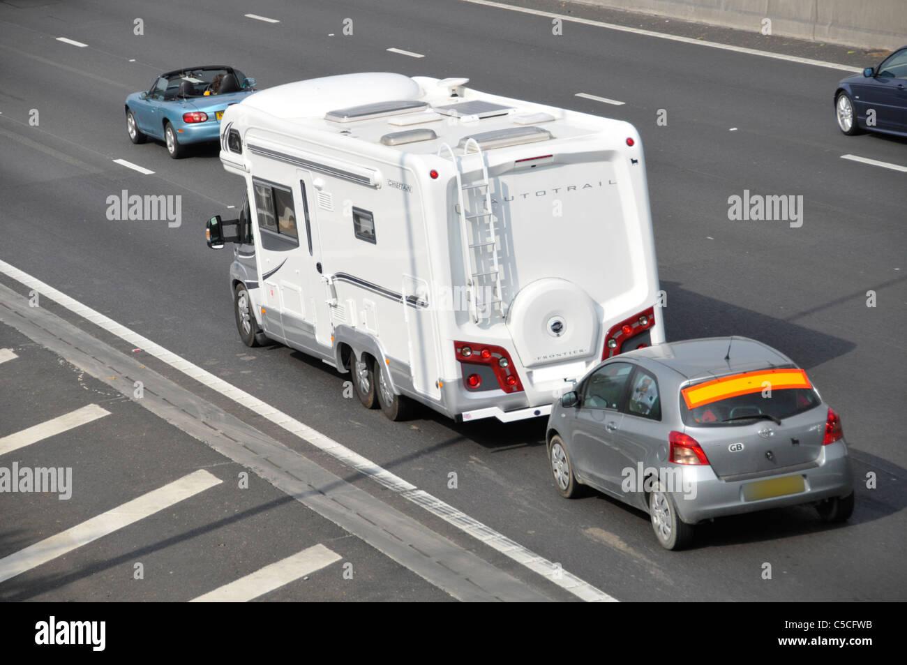 Toyota Car Back Stockfotos & Toyota Car Back Bilder - Alamy