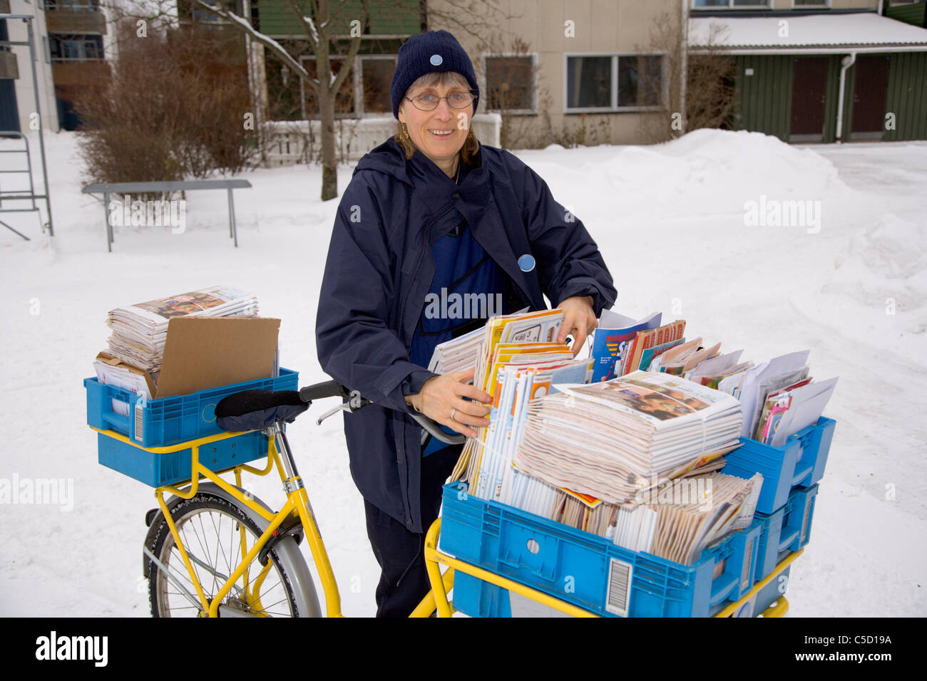Cycle Of Mails Stockfotos & Cycle Of Mails Bilder - Alamy