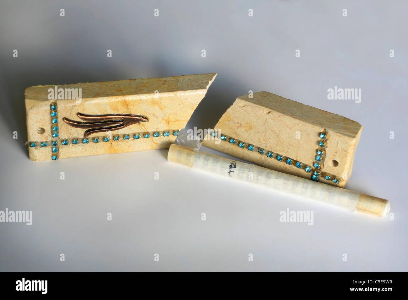 Mezuzah Stockfotos & Mezuzah Bilder - Alamy