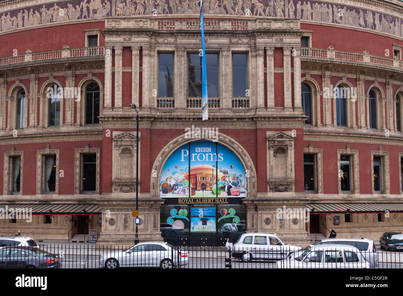 In Der Royal Albert Hall Gehalten Stockfotos In Der Royal Albert