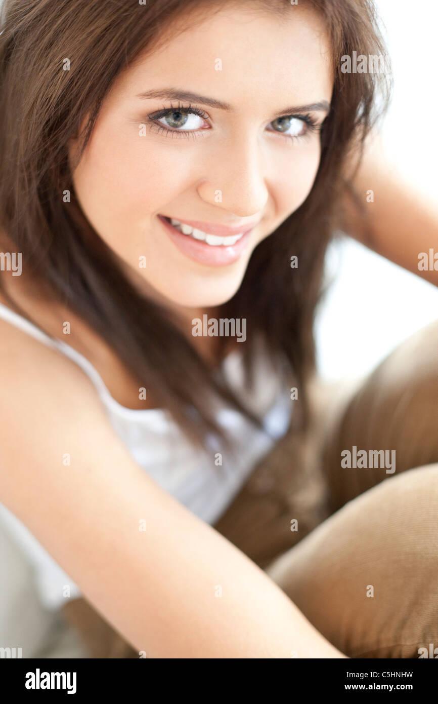 Perfekte Girl-Bilder