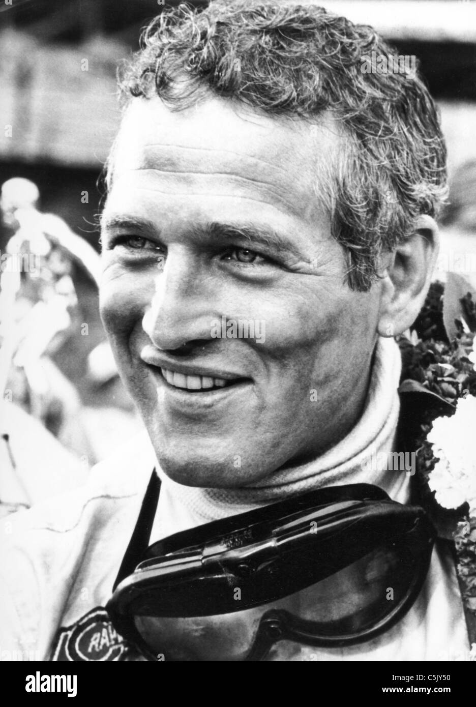 Paul Newman, 1969 Stockbild