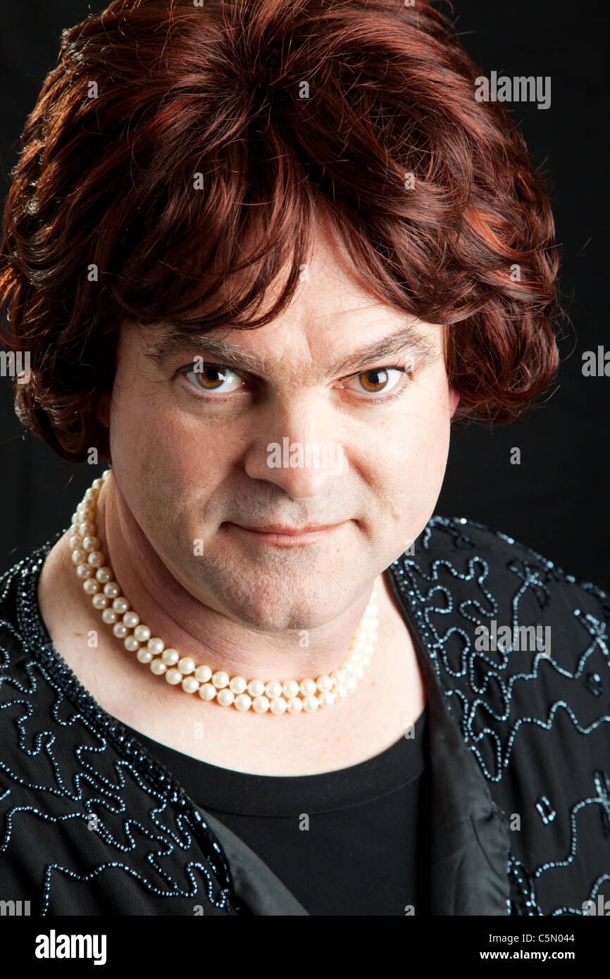 Transvestite Male Man Stockfotos & Transvestite Male Man Bilder ...