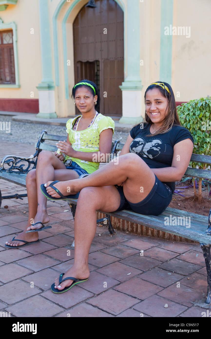 Kuba frauen aus Flirten mit
