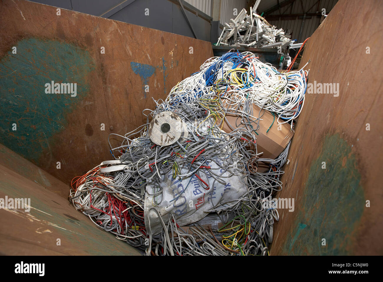 Copper Scrap Stockfotos & Copper Scrap Bilder - Alamy