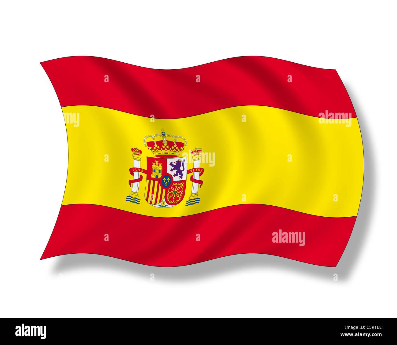 Spanien Flagge Symbol Stockfotos Spanien Flagge Symbol Bilder Alamy
