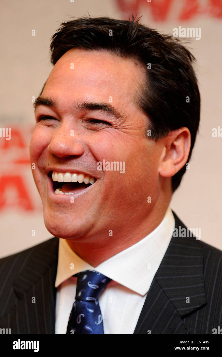 Dean Cain Kopfschuss 2011 - Bild Copyright Hollywood Kopfschüsse Stockbild