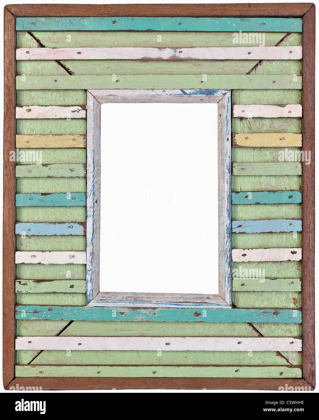 Plain Wood Frame Stockfotos & Plain Wood Frame Bilder - Alamy