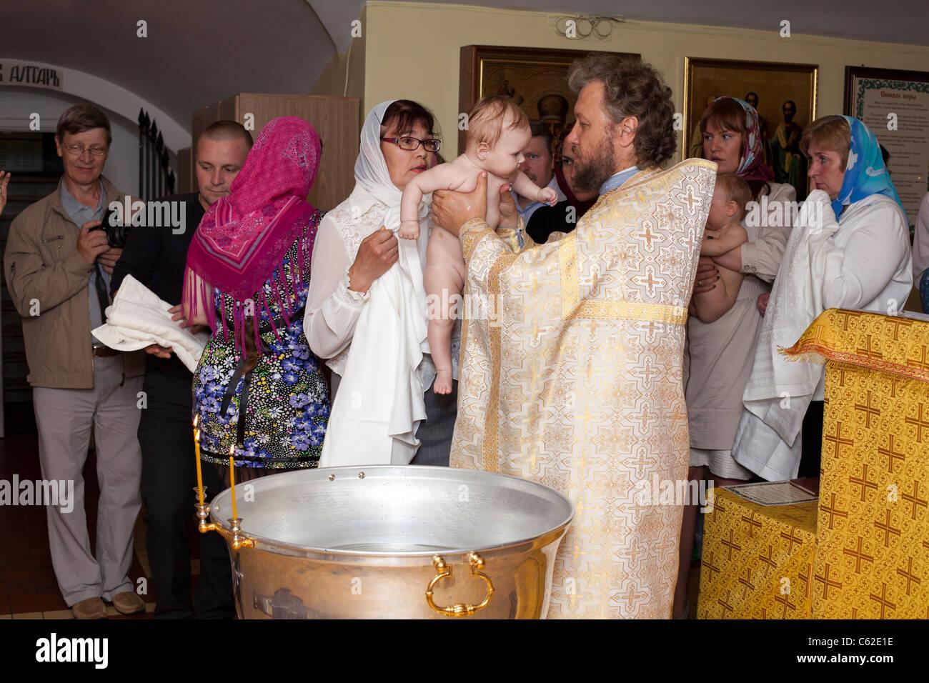 Kind Taufen