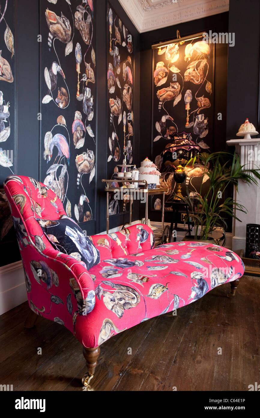 Haus von Hackney, britische Haushaltswaren und Möbel inspiriert