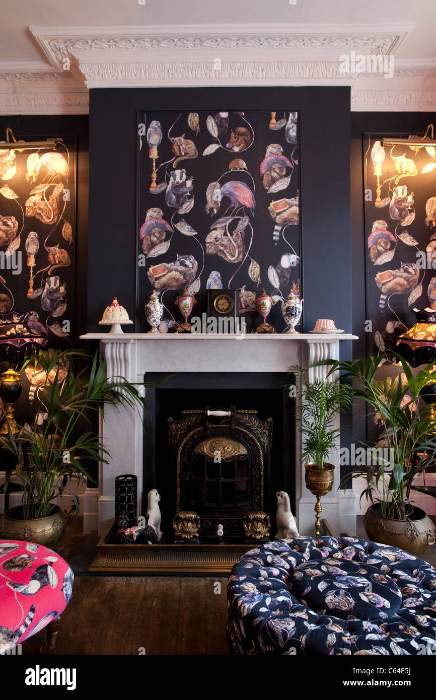 Haus Von Hackney, Britische Haushaltswaren Und Möbel Inspiriert Von Javvy M  Royle Und Frieda Gormley