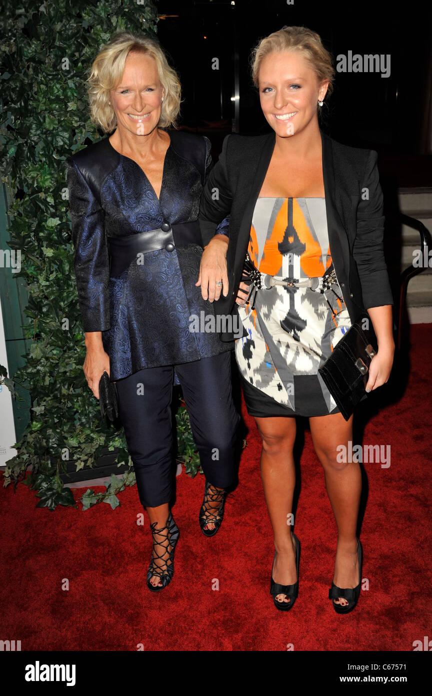 Glenn Close Tochter Im Ankunftsbereich Für 62 Primetime Emmy
