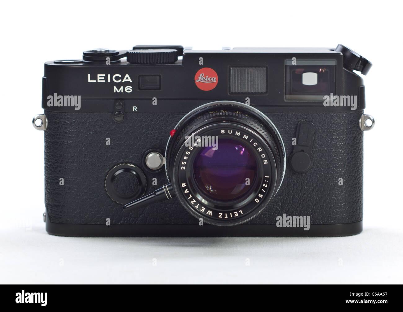 Leica Mit Entfernungsmesser : Leica m ttl entfernungsmesser rf mm filmkamera mit classic