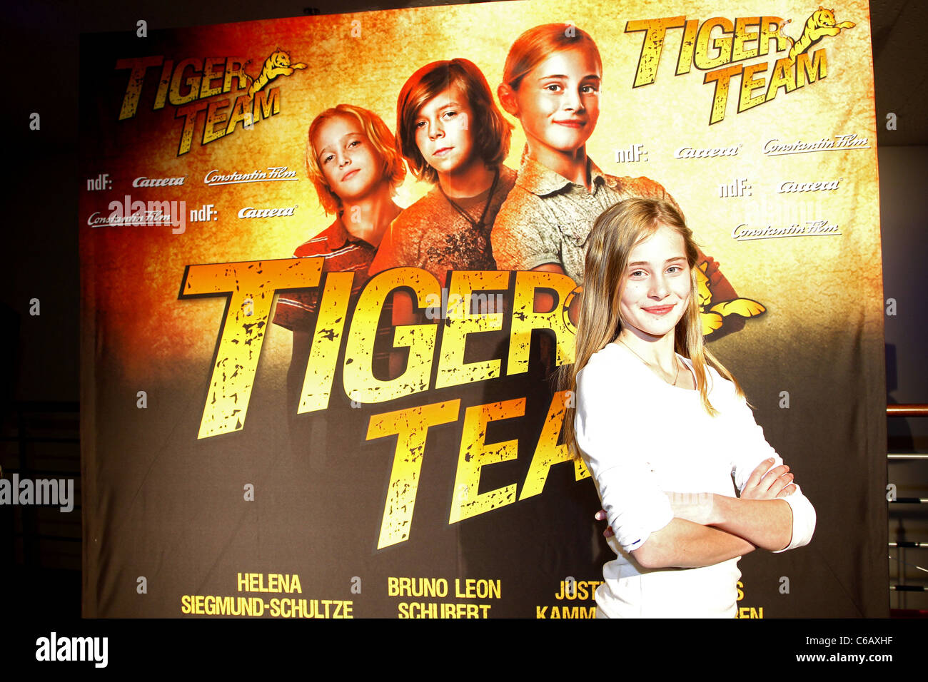 helena siegmund schultze f rderung ihres neuen films tiger team im kino cineworld dettelbach. Black Bedroom Furniture Sets. Home Design Ideas