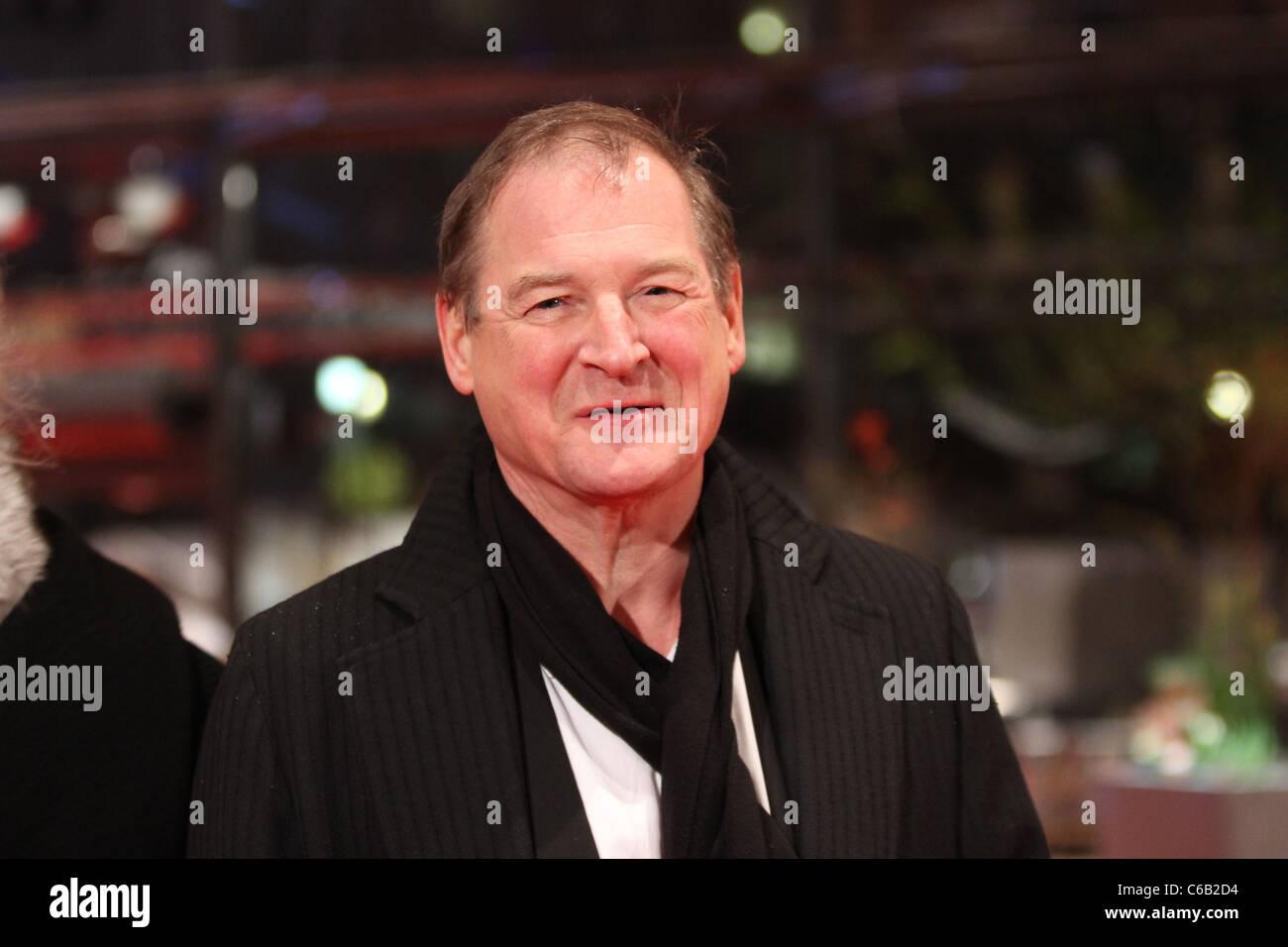 Burghart Klaußner bei der 60. Internationalen Filmfestspiele Berlin (Berlinale) - Premiere. Berlin, Deutschland Stockfoto