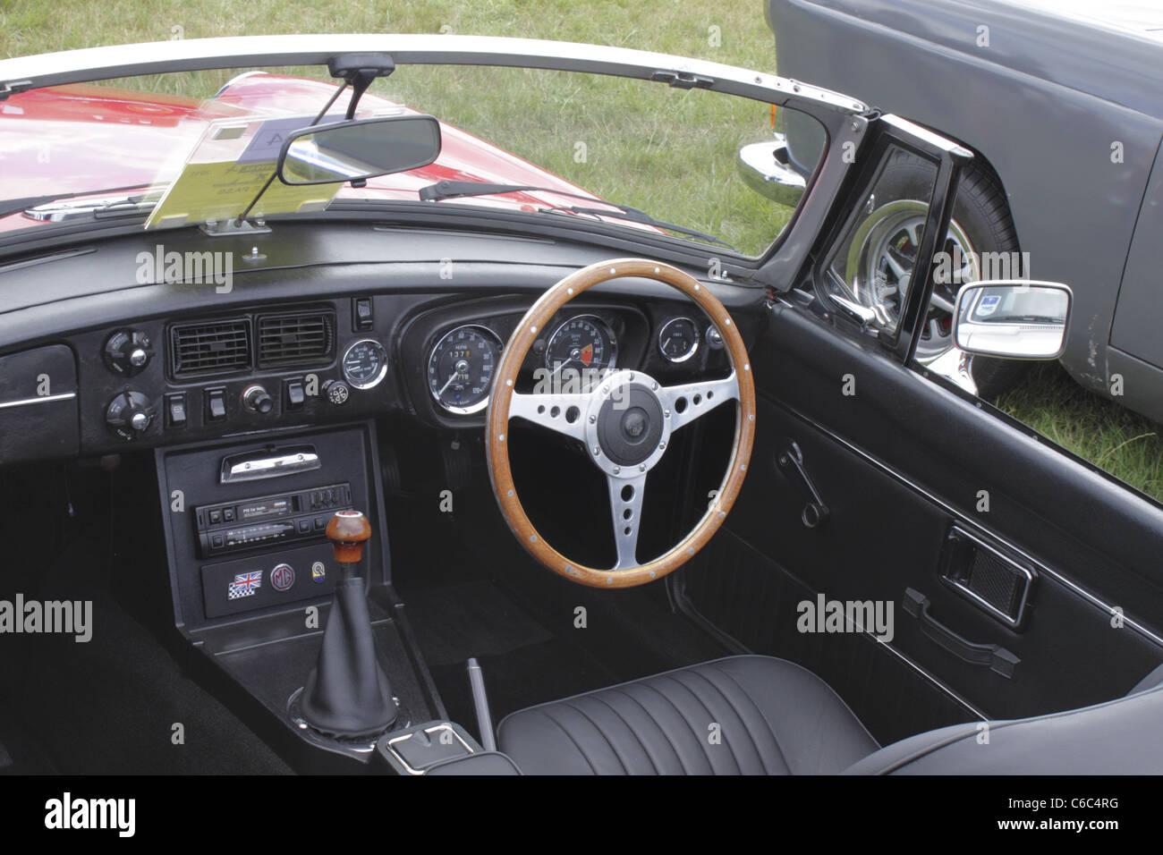 Mg Mgb Roadster Stockfotos & Mg Mgb Roadster Bilder - Alamy