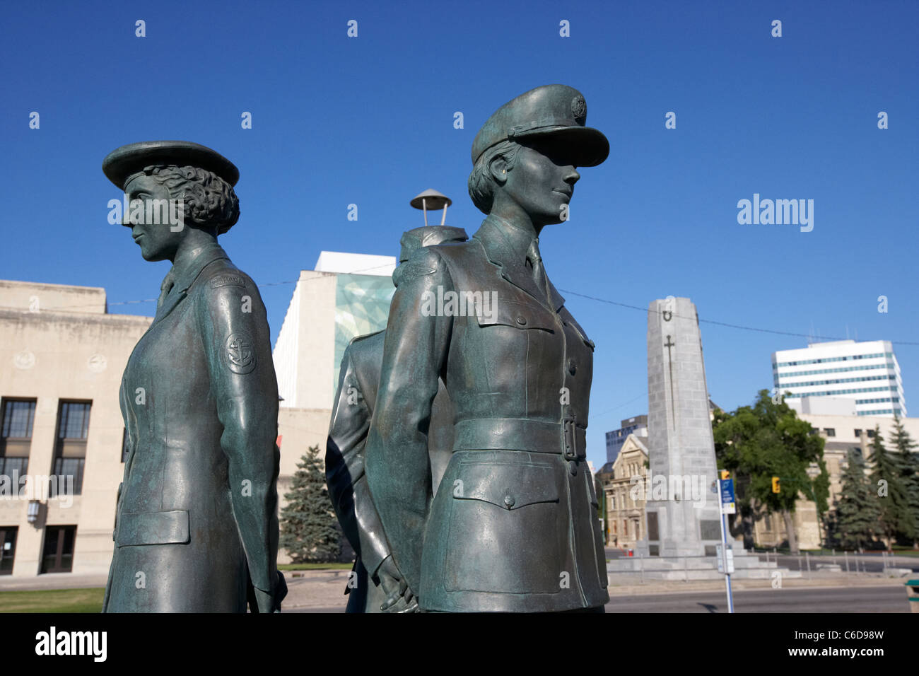 Womens War Memorial Stockfotos & Womens War Memorial Bilder - Alamy