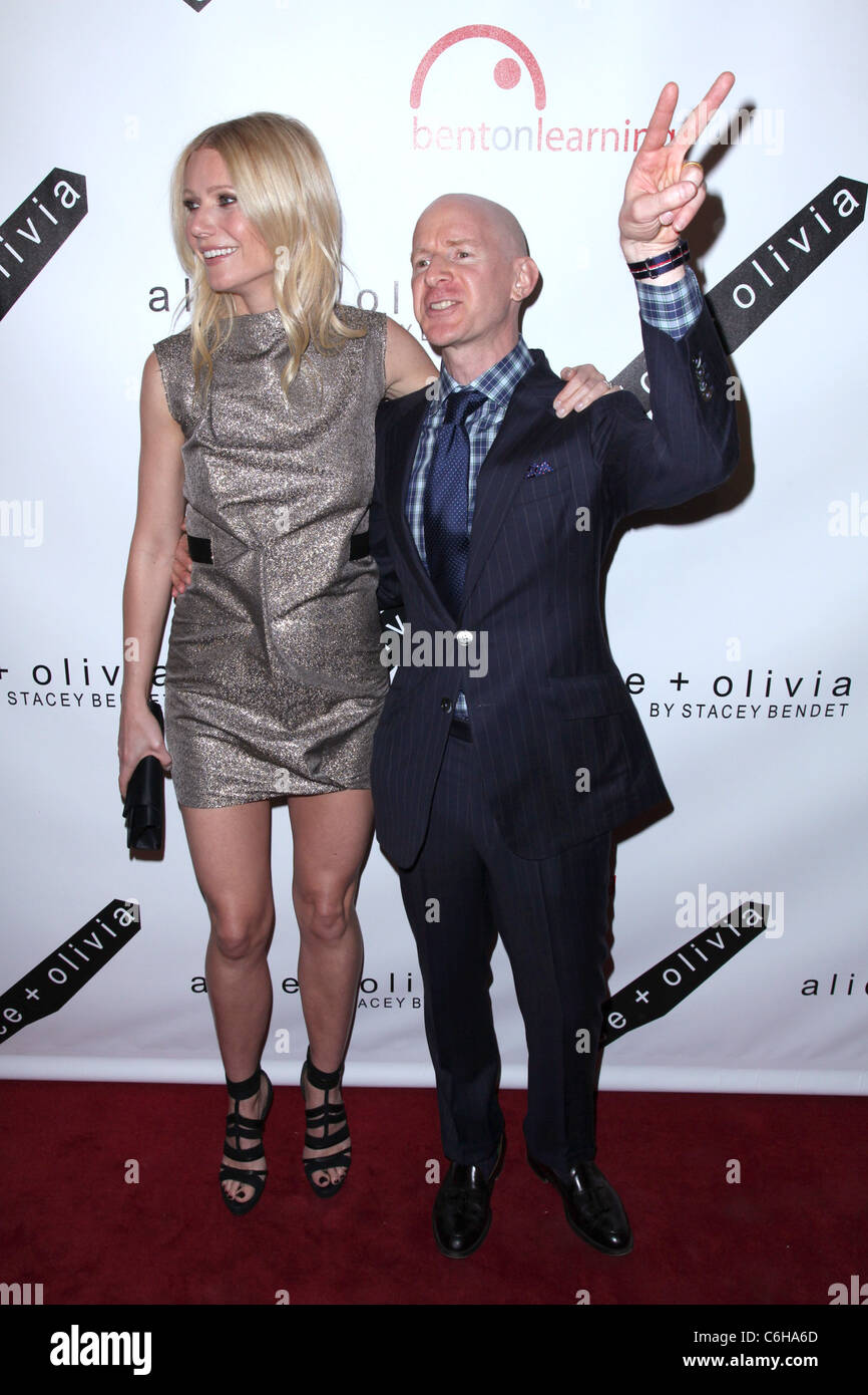 Gwyneth Paltrow und Eddie Stern 2. jährlichen beugte sich über lernen  nutzen an der Puck Building New York City, USA - 28.04.10