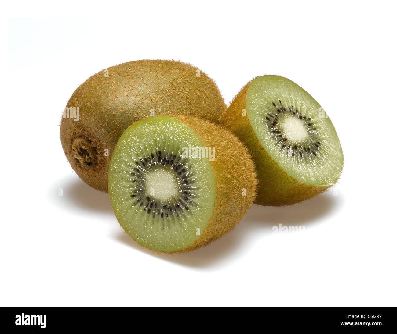 Kiwis Stockbild