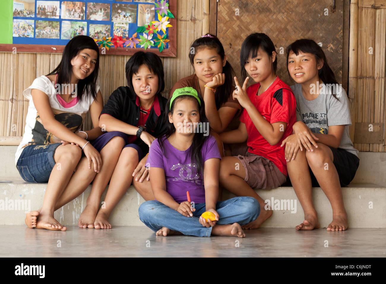 über thailändische Mädchen