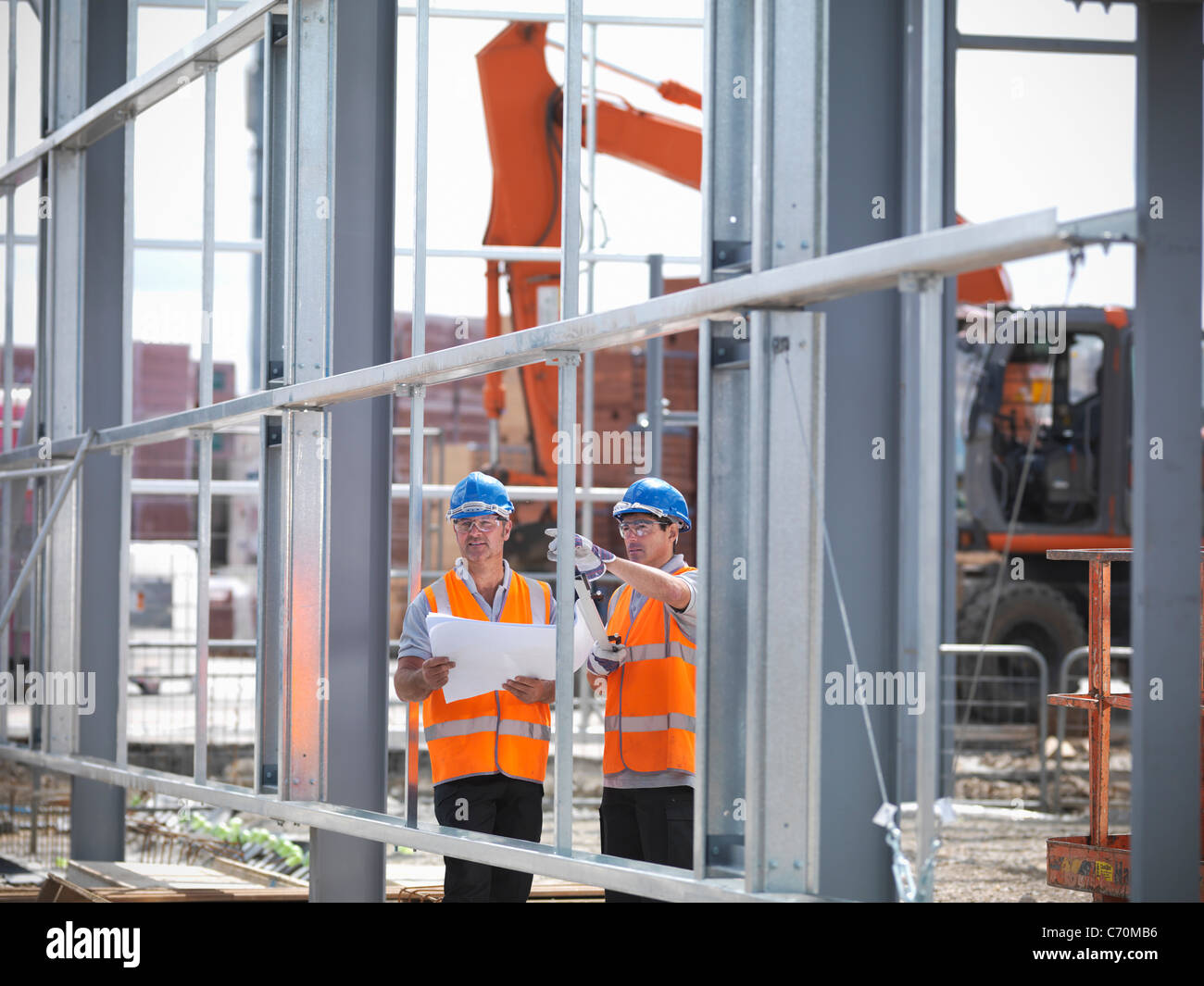 Construction Drawing Stockfotos & Construction Drawing Bilder - Alamy