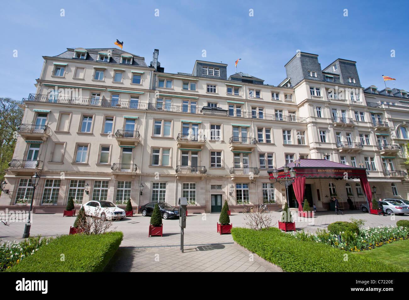 Hotel Brenners Hotel Spa Luxushotel Grandhotel Baden Baden