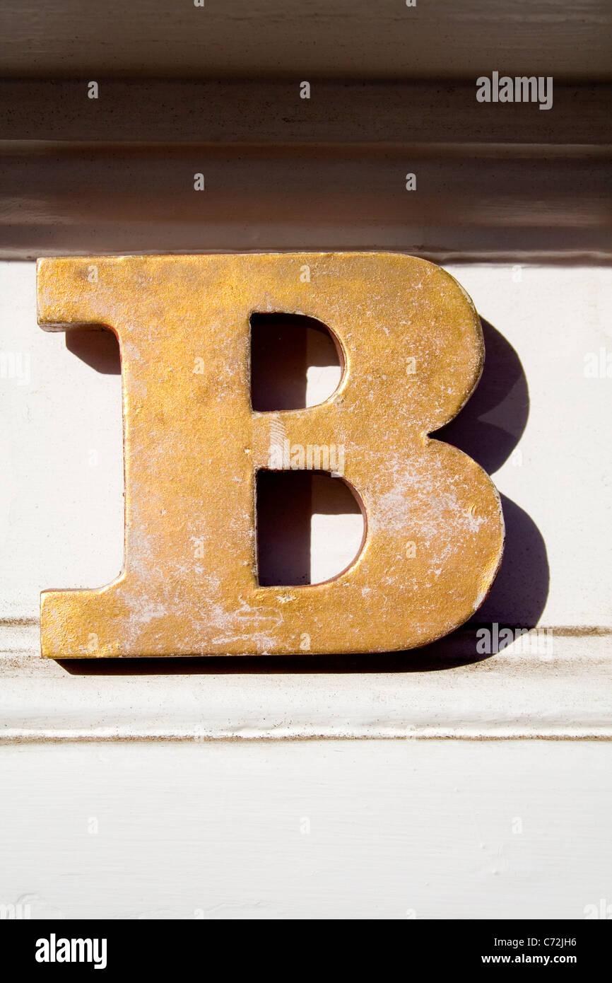 Gefundenen Brief Teil Eines Gesamten Alphabets Bitte Lesen Sie
