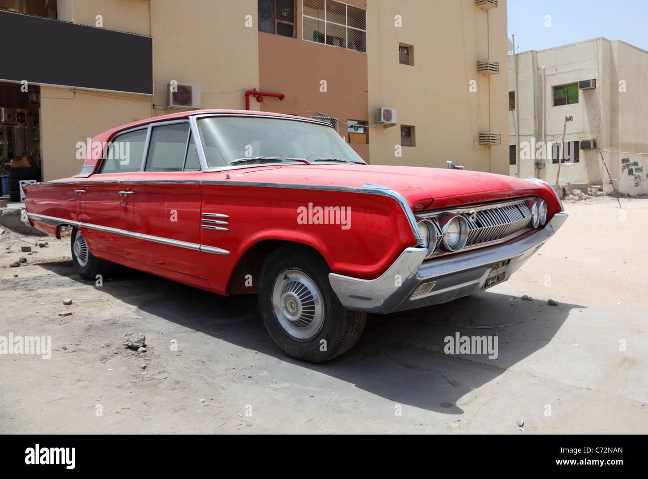 Amerikanische Oldtimer Mercury Montclair von 1964 Stockbild