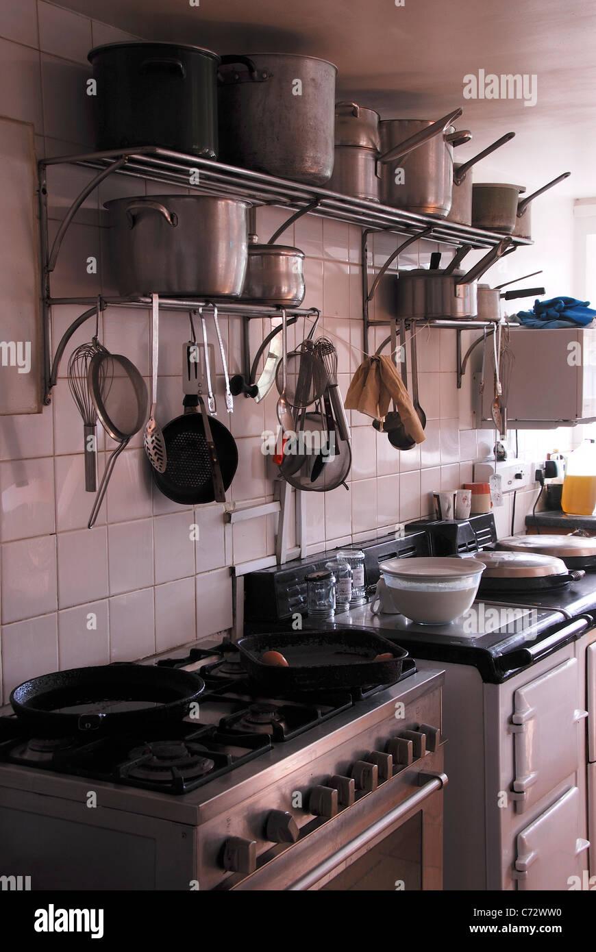 Aga Kitchen Stockfotos & Aga Kitchen Bilder - Seite 2 - Alamy