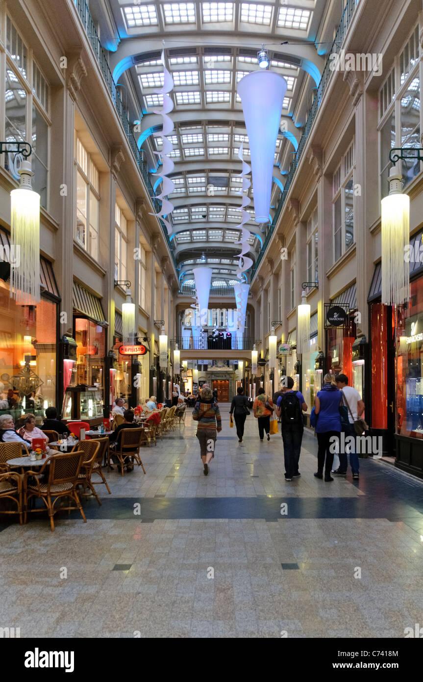 St Kevins Arcade Restaurants