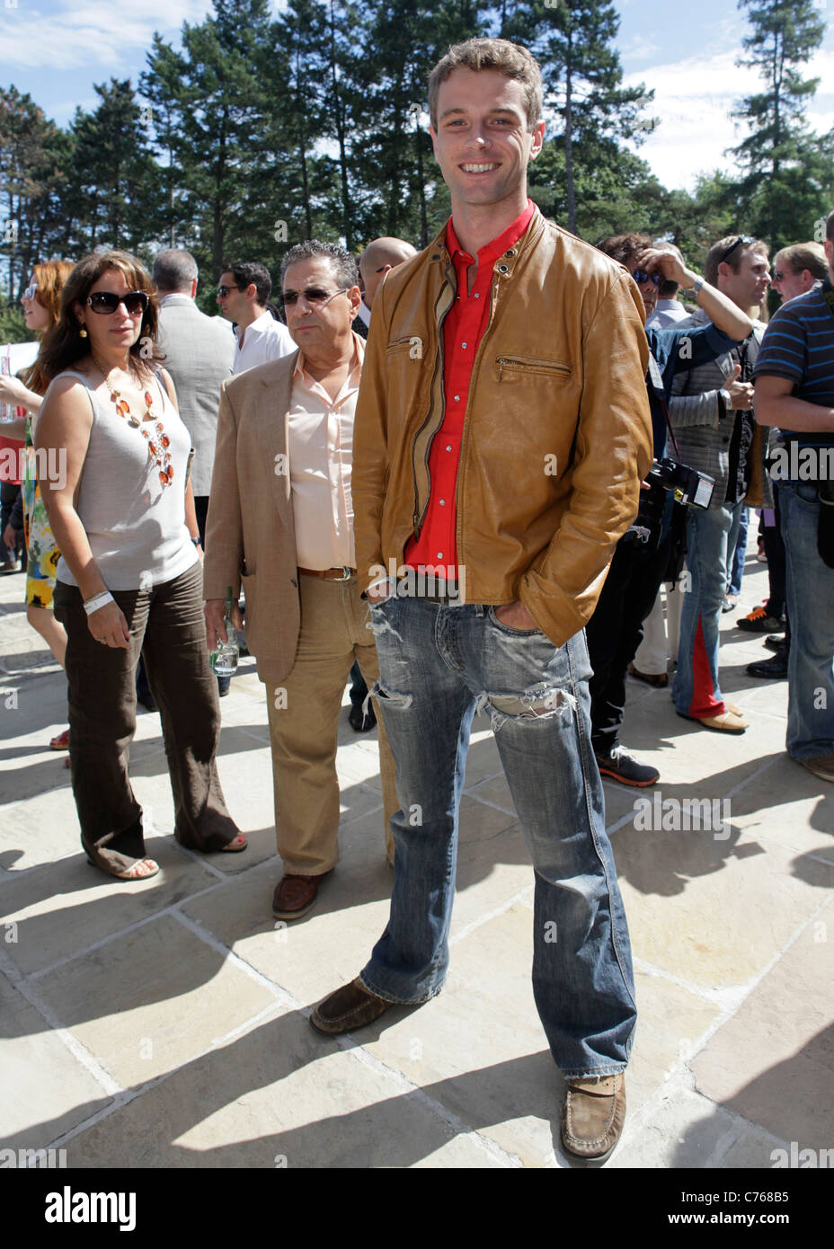 Toronto International Filmfestival 2011 Stockbild