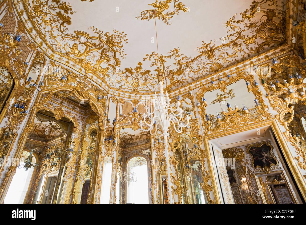 Deutschland Bayern München München Residenz Museum