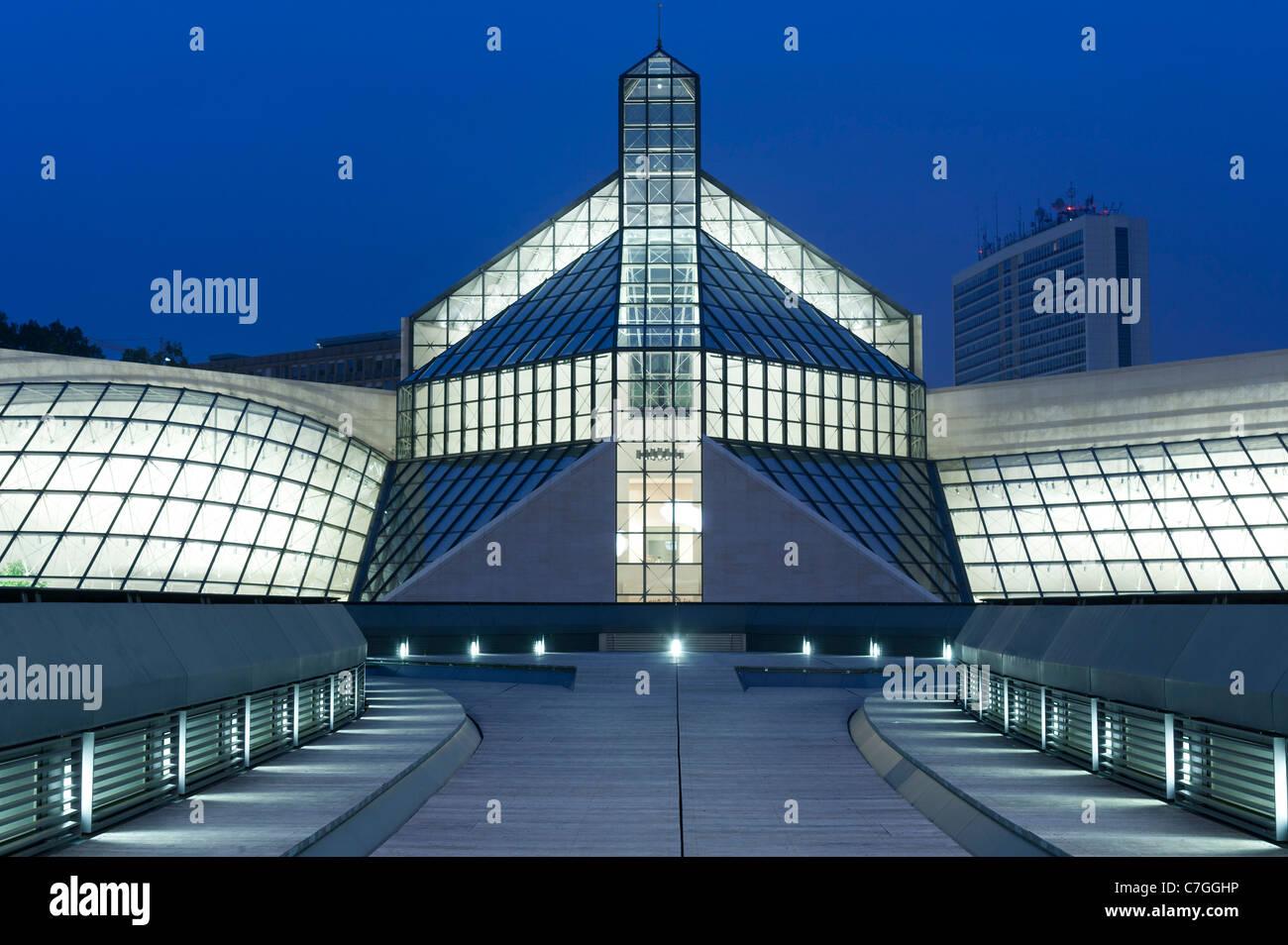 Architekten Luxemburg luxemburg stadt mudam großherzog jean museum für moderne kunst