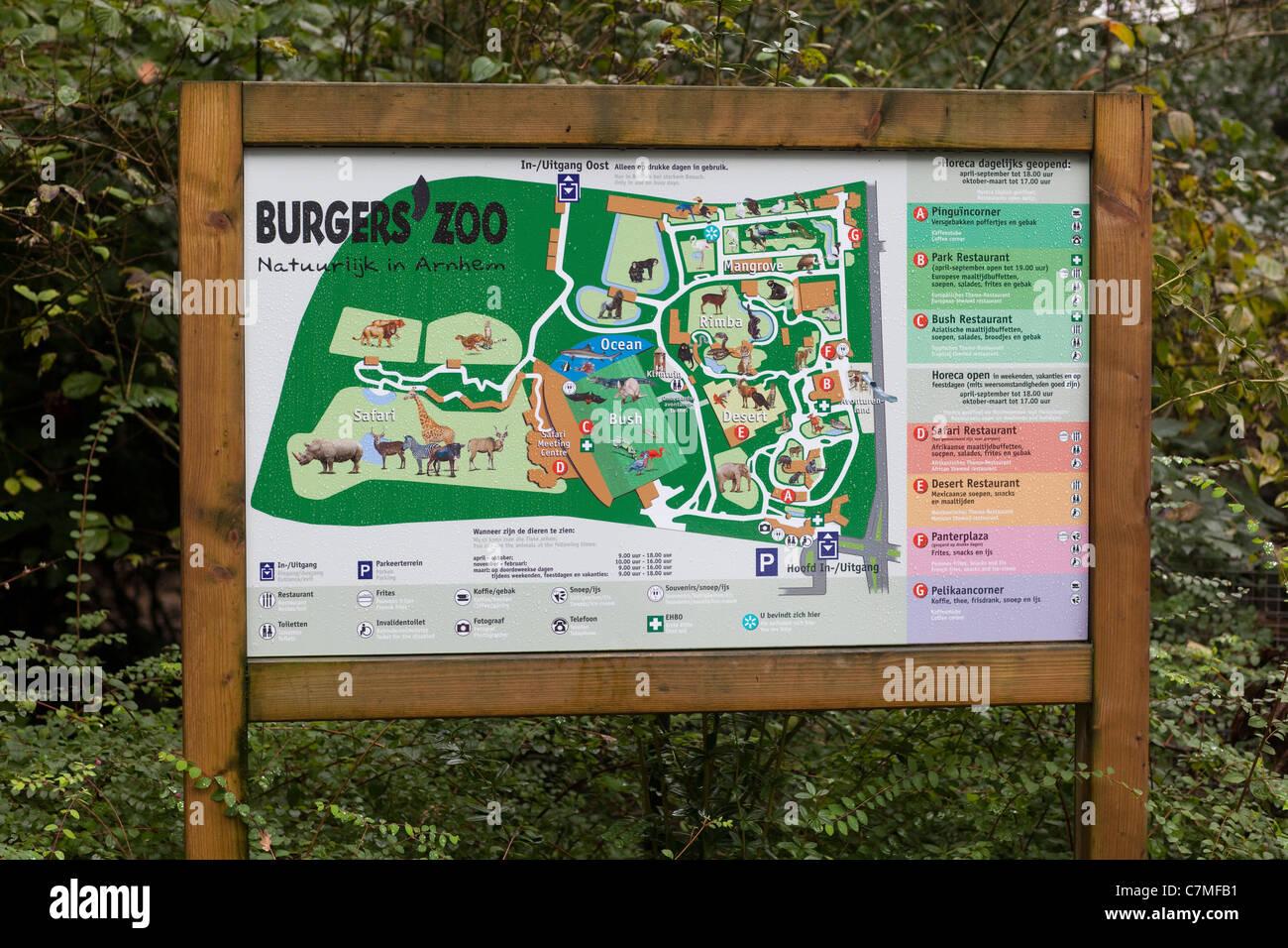 zoo holland karte Burgers Zoo Holland Stockfotos und  bilder Kaufen   Alamy
