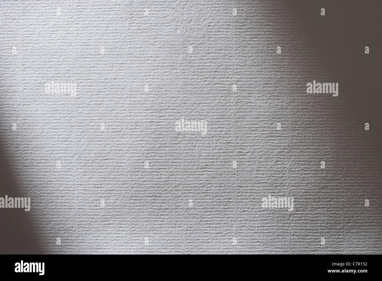 Weiße strukturiertem Papier. Stockbild