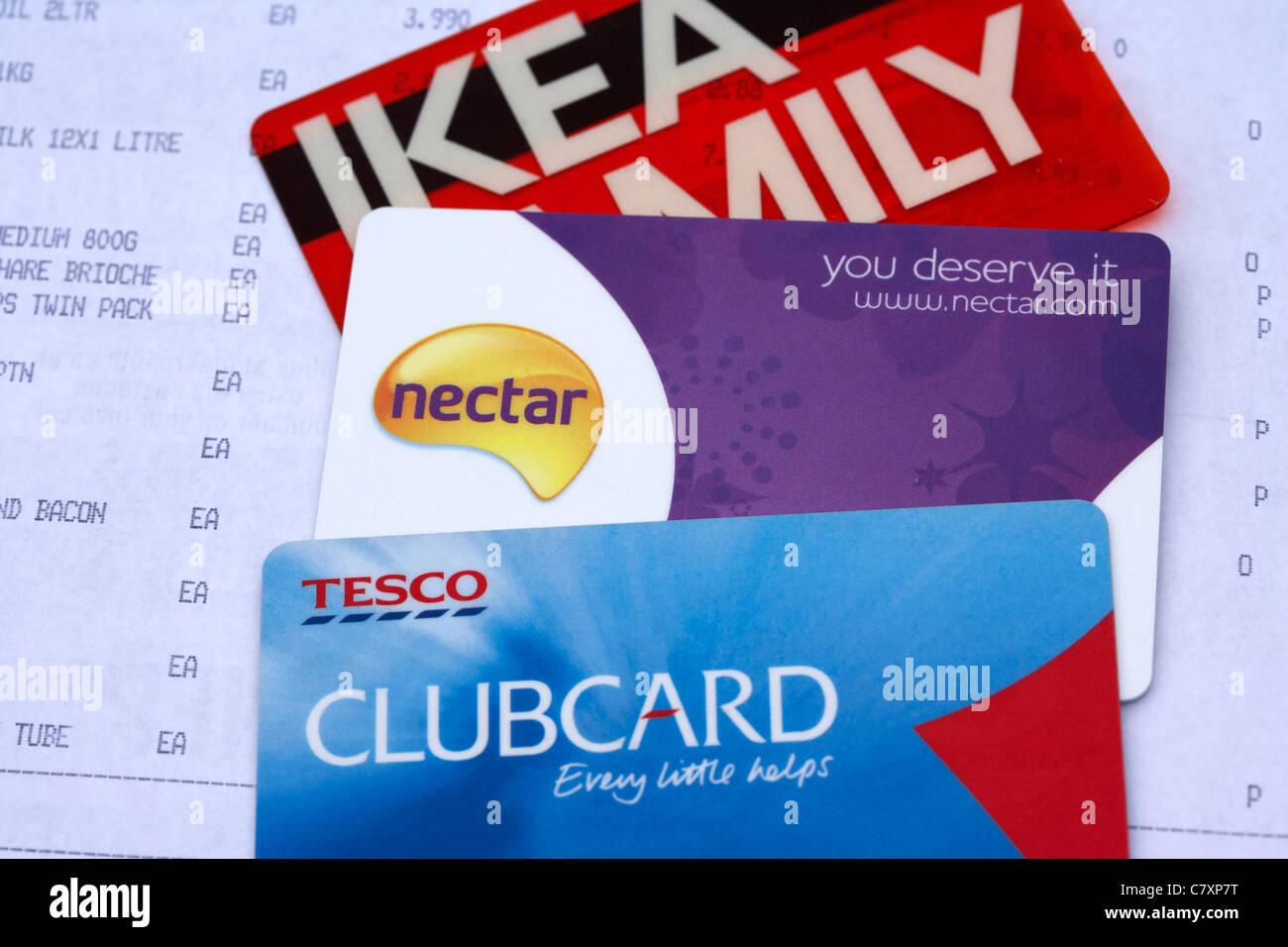 Ikea Family Loyalty Card Stockfotos Ikea Family Loyalty Card