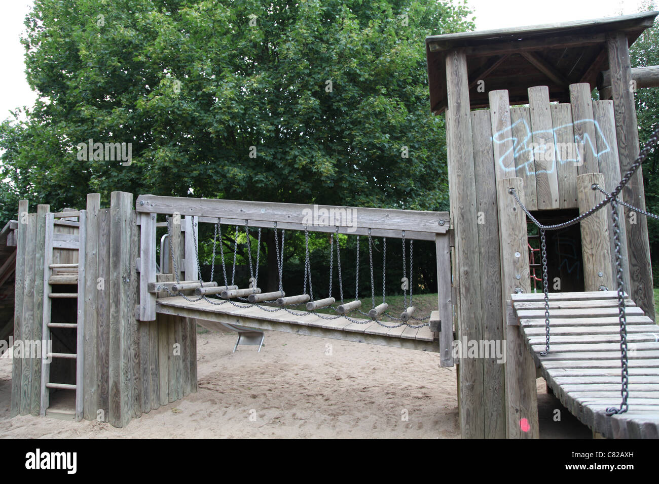 Klettergerüst Jungle : Klettergerüst jungle gym stockfoto bild: 39390473 alamy