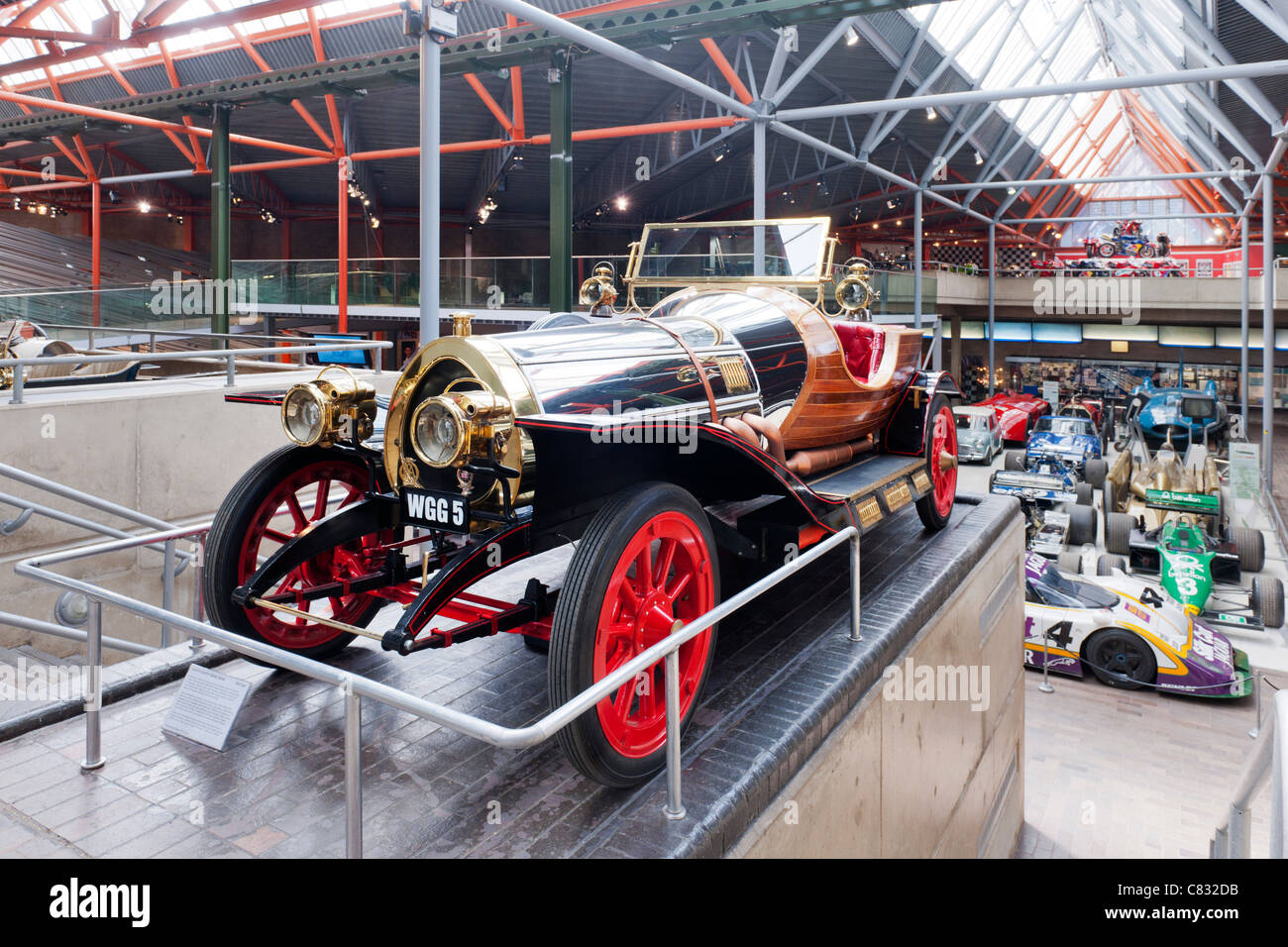 National Motor Museum Stockfotos National Motor Museum