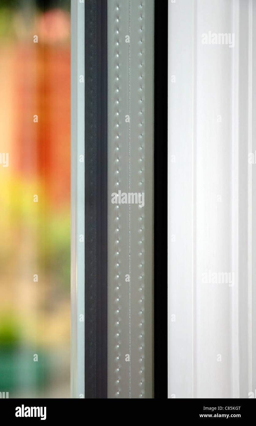 Double glazed window unit stockfotos double glazed window unit bilder alamy - Doppelt verglaste fenster ...