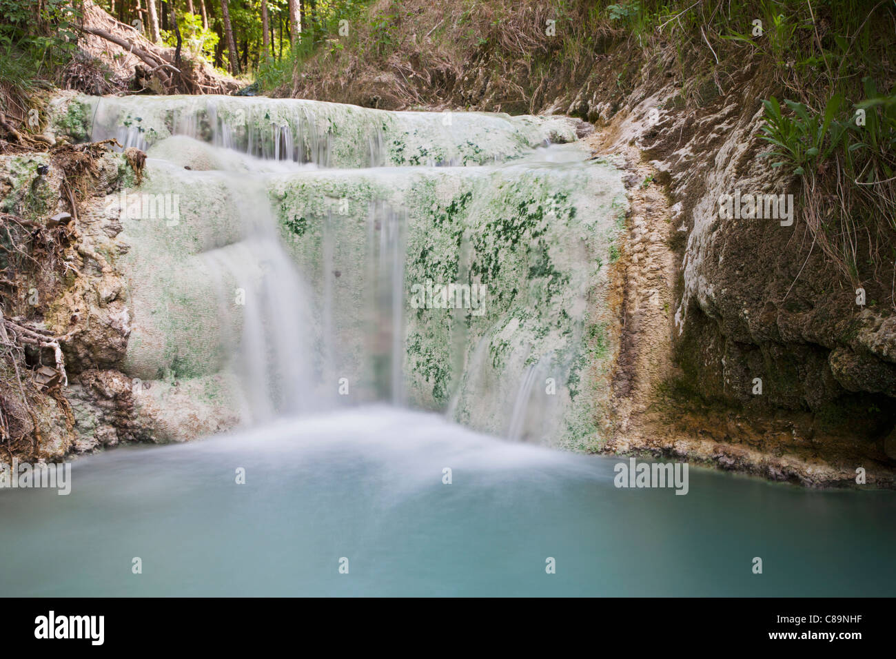 Bagni san filippo stockfotos bagni san filippo bilder alamy
