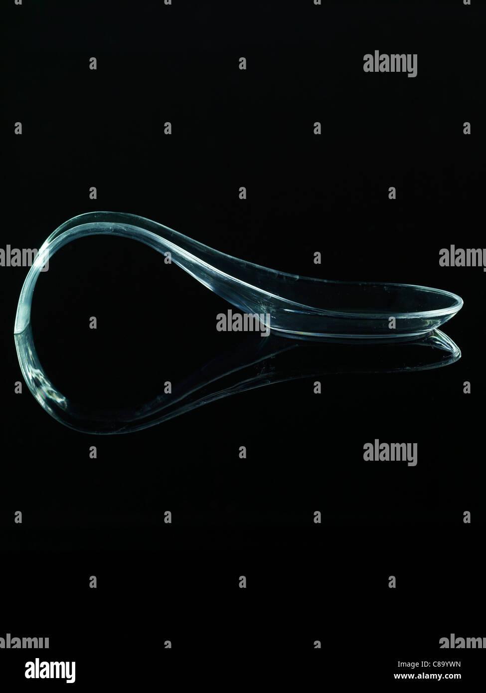 plastikl ffel stockfoto bild 39557441 alamy. Black Bedroom Furniture Sets. Home Design Ideas