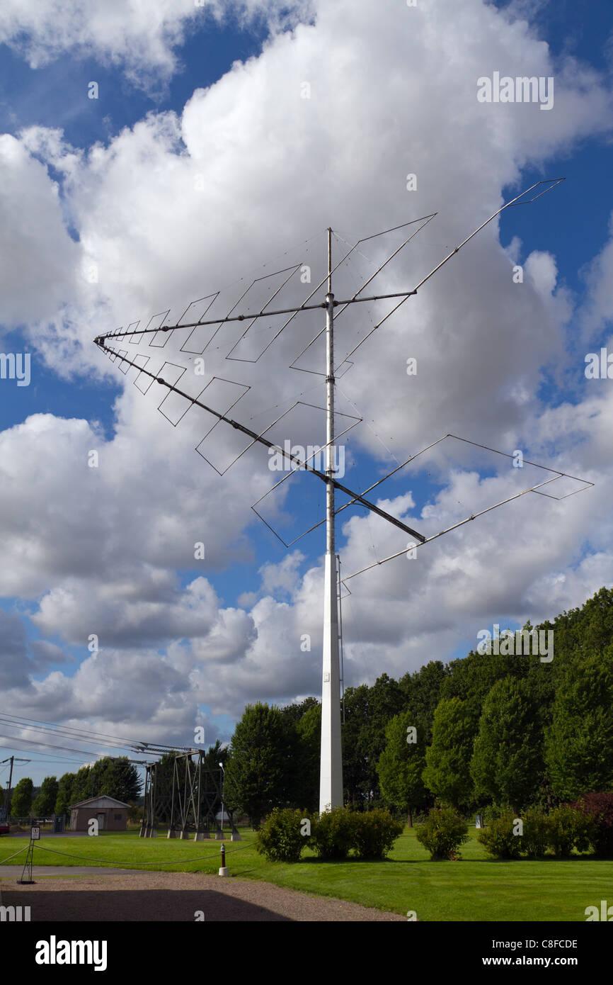 log periodischen amateur radio antenne