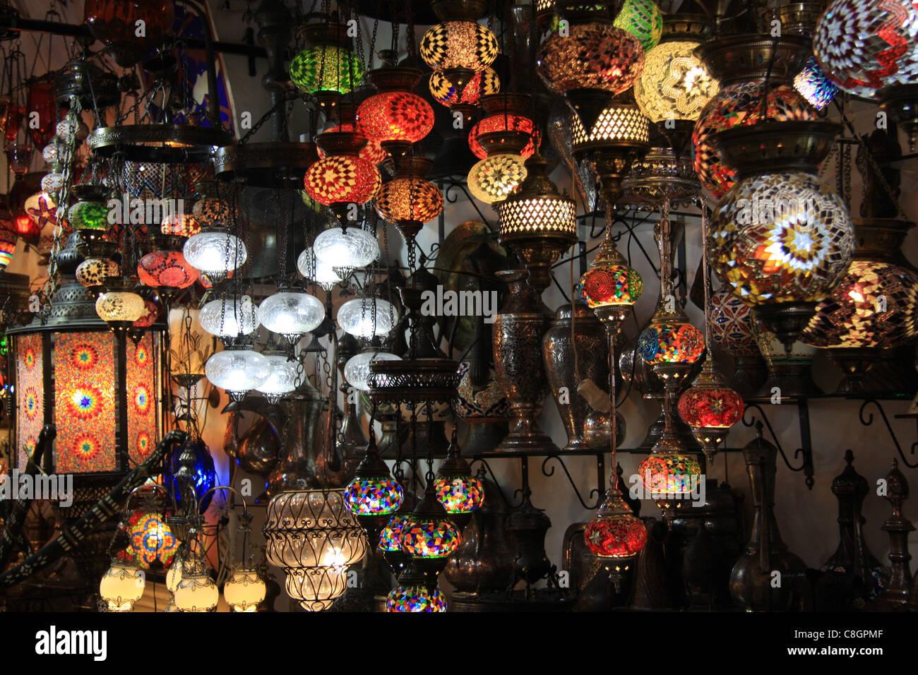 Kapali Carsi Istanbul Stockfotos & Kapali Carsi Istanbul Bilder ...