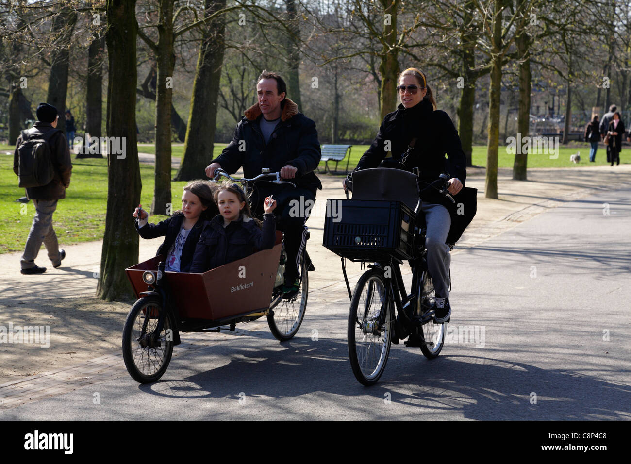 holland cycling stockfotos holland cycling bilder alamy. Black Bedroom Furniture Sets. Home Design Ideas