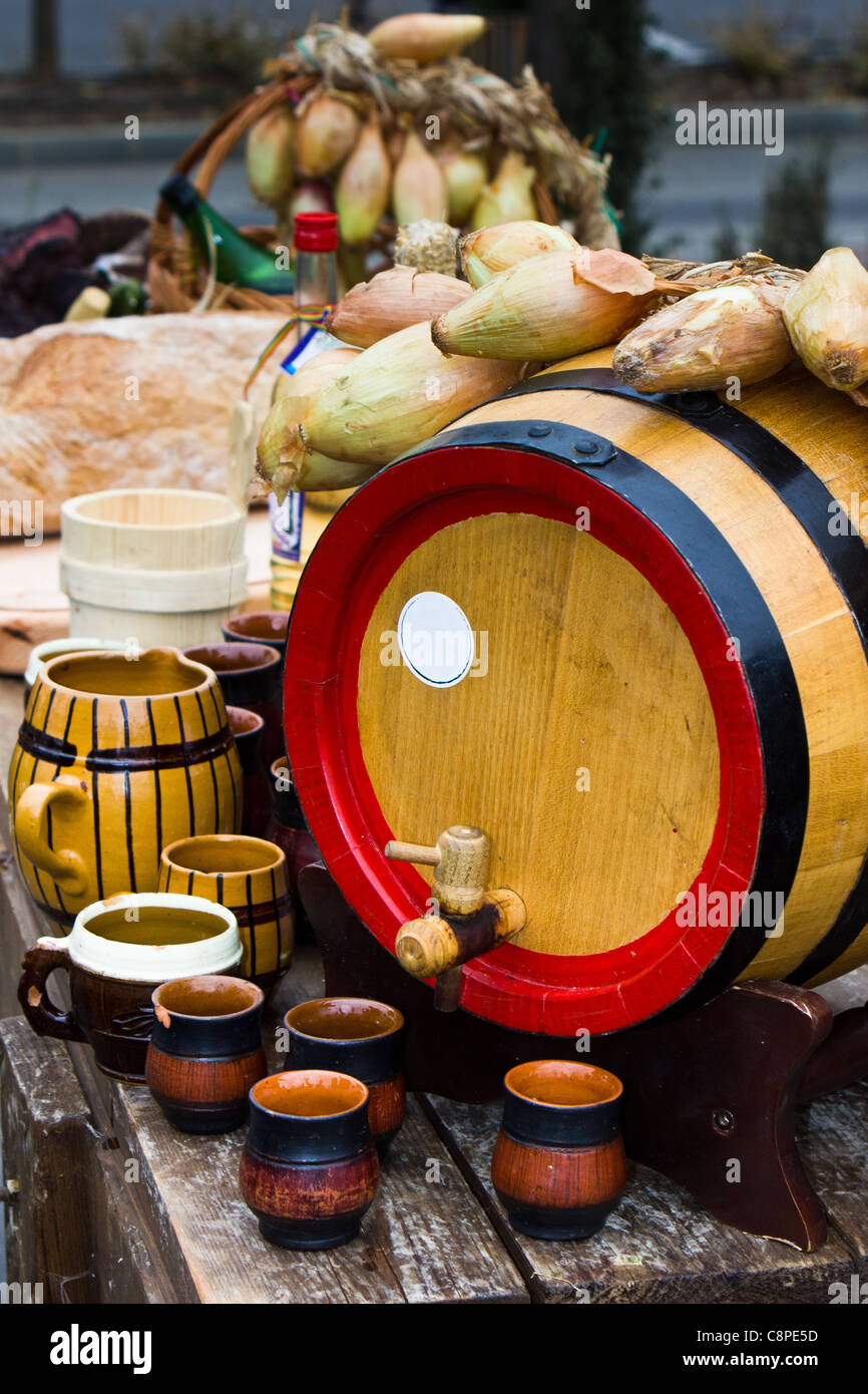 Bottle Cask Bar Beer Stockfotos & Bottle Cask Bar Beer Bilder - Alamy