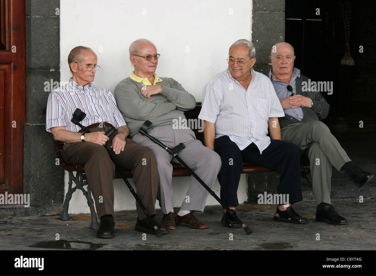Stehen männer spanische was auf Spanische Männer