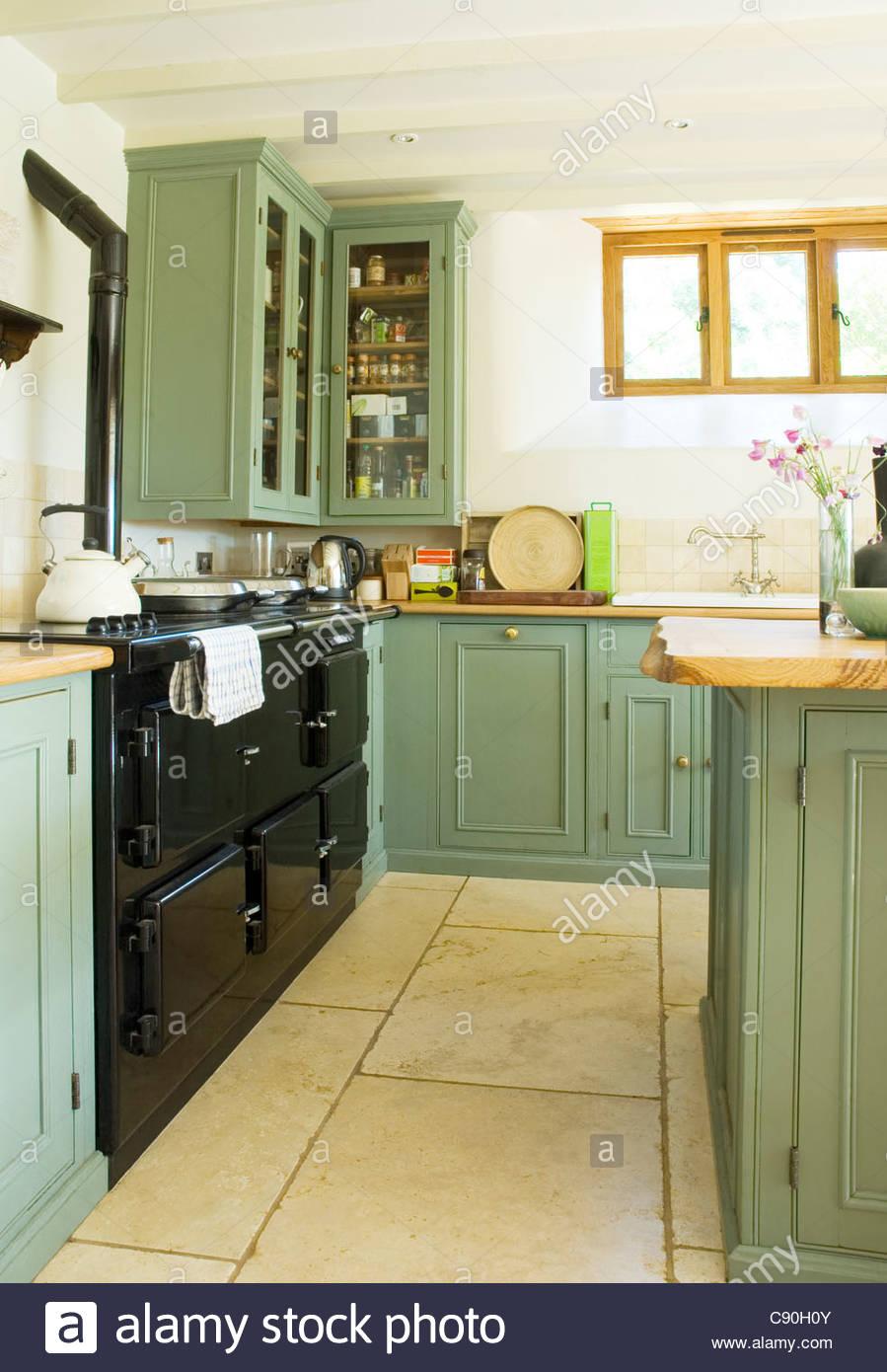 Gut bekannt Altmodische Ofen in modernen Küche Stockfoto, Bild: 39965995 - Alamy NJ86
