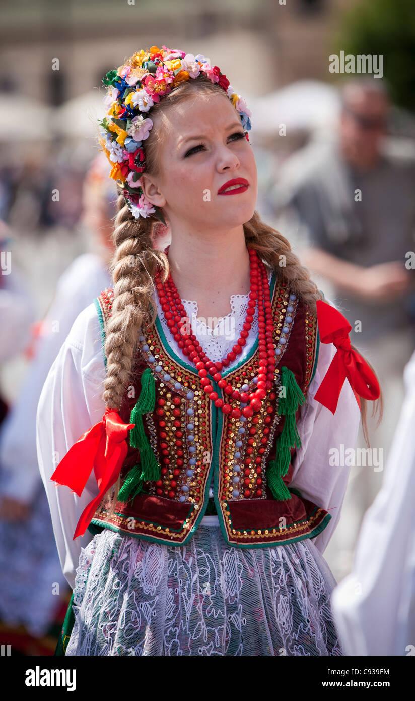 Polnische Mädchen