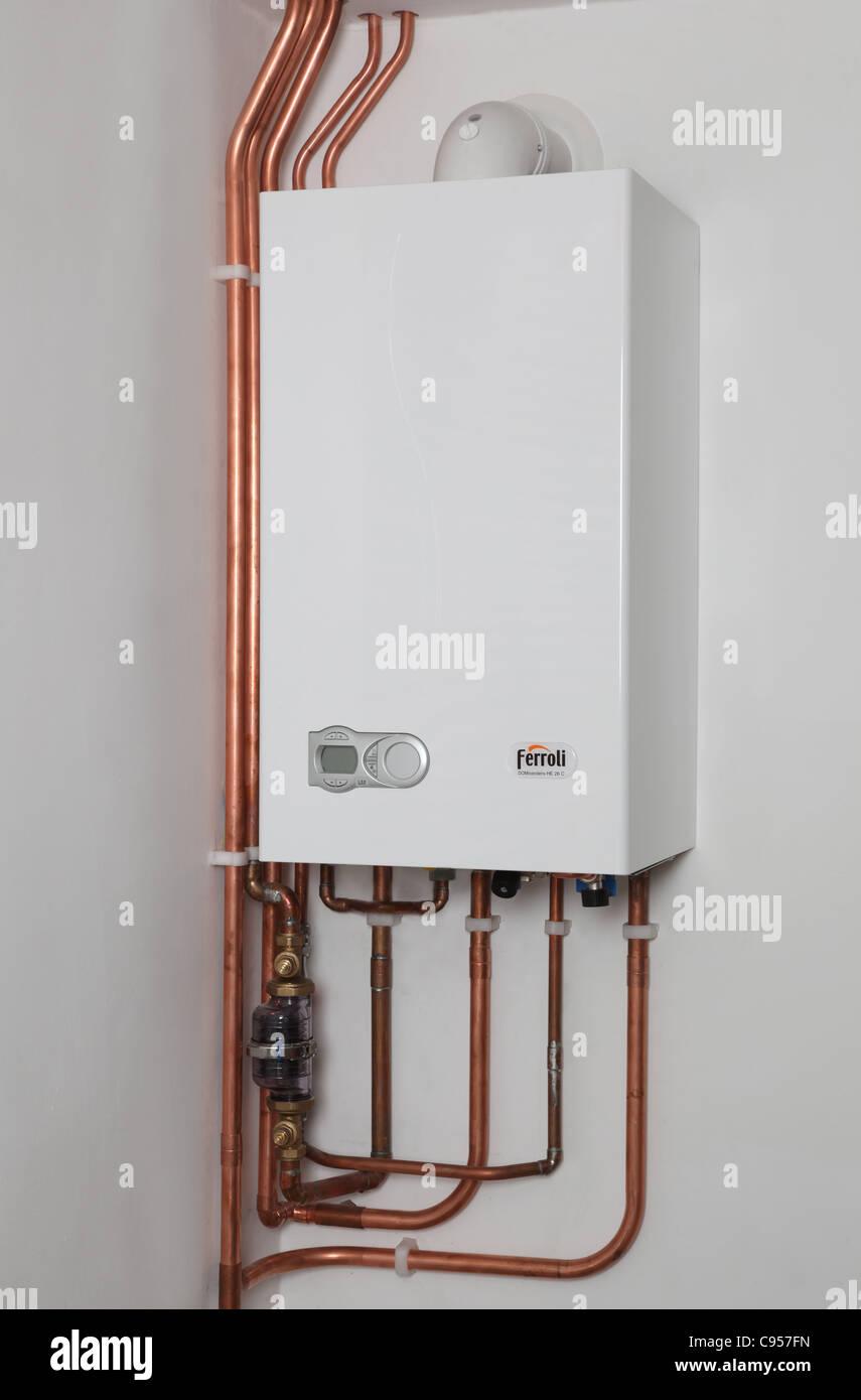 Domestic Boiler Stockfotos & Domestic Boiler Bilder - Alamy